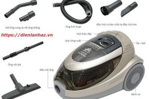 sua may hut bui electrolux