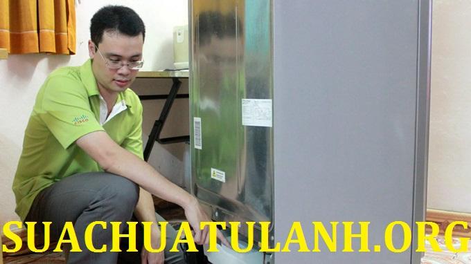 Giúp Bạn Sửa Tủ Lạnh Khi Không Có Thợ Sửa Tủ Lạnh Tại Nhà