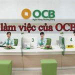 Giờ làm việc ngân hàng OCB như thế nào ? Có làm việc thứ 7 không ?