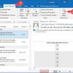 Cách khắc phục Outlook không nhận được email chi tiết từ A - Z
