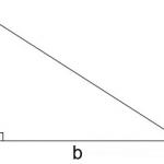 Công thức tính diện tích tam giác vuông, chu vi tam giác vuông chuẩn 100%