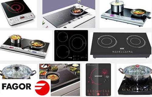 hình ảnh các hãng bếp từ